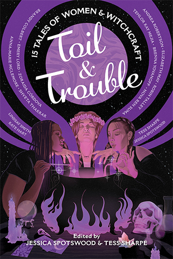 Toil & Trouble cover